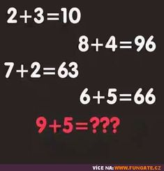 ud Solve this simple Math Puzzle Question Escape Room, Brain Riddles, Blur Background In Photoshop, Medical Questions, Math Magic, Math Formulas, Math Projects, Maths Puzzles, Basic Math