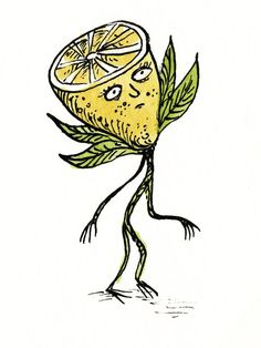 Lemon Man - Freya Hartas