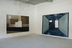 left: Canvas' right: Brane