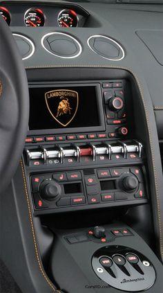 Lamborghini Gallardo Bicolor Dashboard. CLICK THE IMAGE or Check Out my blog… #LamborghiniGallardo