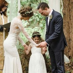 13 Ways to Include Your Kids in the Wedding