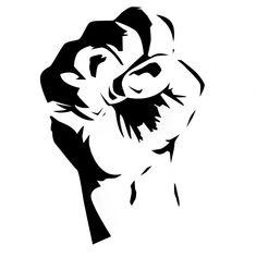 Fist held high by GraffitiWatcher.deviantart.com on @deviantART