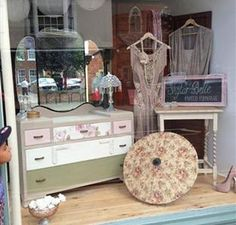 Skylar-Belle Vintage Painted Dressing Table Upcycled Furniture, Painted Furniture, Dressing Tables, My Dream Home, Vanity, Vintage, Home Decor, Dressers, My Dream House
