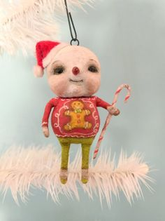 Image of Ugly Xmas Sweater Gingerbread Jim
