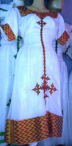 Ethiopian,Eritrean,Habesha Hand Made,100% Cotton,Custom Dress. Free Shipping. #Handmade #DressHandMadeEthiopianDressAsymmetricalHemBallGownBeachDressBlousonBubbleCorsetEmpireWaistFlapperMaxi #Casual