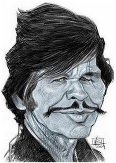 [ Charles Bronson ] - artist: Vincent Altamore - website: http://vincentaltamore.blogspot.com/