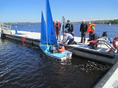Foyle Sailability Boat, Vehicles, Image, Dinghy, Rolling Stock, Boats, Vehicle, Ship