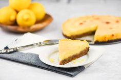 Lemon Tart - GAPS