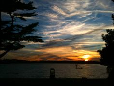 Two short weeks and this is where we will be...Ficker Style~Dublin Lake - Dublin, New Hampshire