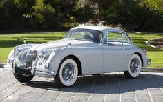 Gooding & Co. -  1959 Jaguar XK150S 3.4 Fixed Head Coupe