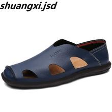 3cbdf9305a68 Online shopping for Men s Sandals with free worldwide shipping - Page 2 ·  Leather SandalsMen s SandalsMen s ShoesSlip OnBeachClothingSummerCasual ...