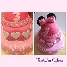 Minnie taart