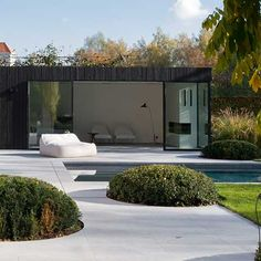 Entrr Outdoor Spaces, Outdoor Living, Outdoor Decor, Hillside Villas, Landscape Design, Garden Design, Small Space Design, Austin Homes, White Houses