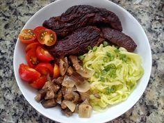 Eu que fiz!: Almoço atrasado... - #whole30 #paleo  #lowcarb  #comidasaudavel  #lchf  #euquefiz