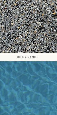 Pebble Sheen Blue Granite