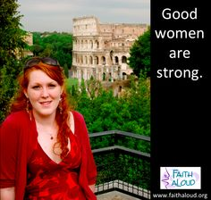 Good Women Are Strong