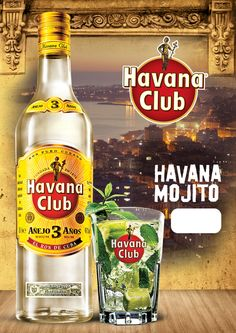 I jump at the chance whenever I can get my hands on Havana Club Rum.
