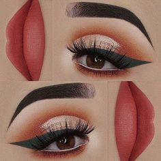 """(@doseofcolors) on Instagram: """"This look by @molliexjayne gives us warm and fuzzy feels!  Lips: @doseofcolors •CAMPFIRE• liquid…"""""""