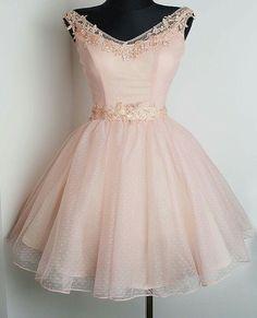 Pink dress ^^ gorgeous