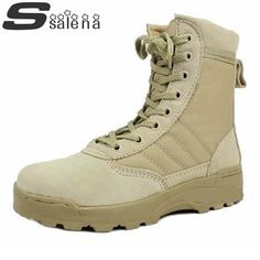 Forces Tactical Boots Men Leather Combat Boots For Man Military Combat Boots High Quality Desert Authentic Combat Boots Military Combat Boots, Cool Things To Buy, Stuff To Buy, Jeans, Leather Men, Deserts, Men's Boots, Watch, Shoes