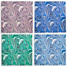 Brett malachite wallpaper