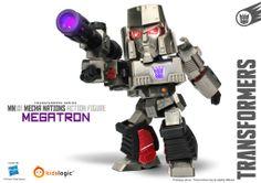 Kids Logic Mecha Nations SD Megatron