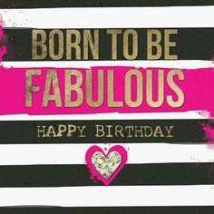 Nata per essere favolosa!!