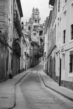 Ribadeo, Lugo. Spain.