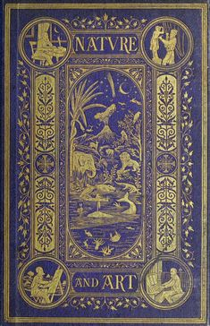 v.1-2 (1866-1867) - Nature and art. - Biodiversity Heritage Library | book cover