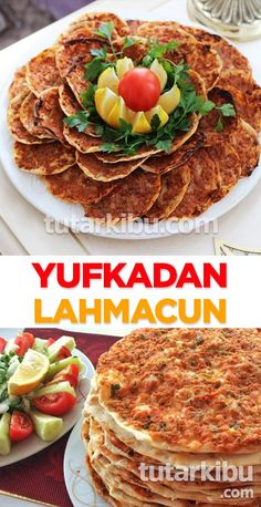Iftar, Pizza Recipes, Cookie Recipes, Vegan Recipes, Turkish Pizza, Turkish Recipes, Ethnic Recipes, Food Decoration, Diet And Nutrition