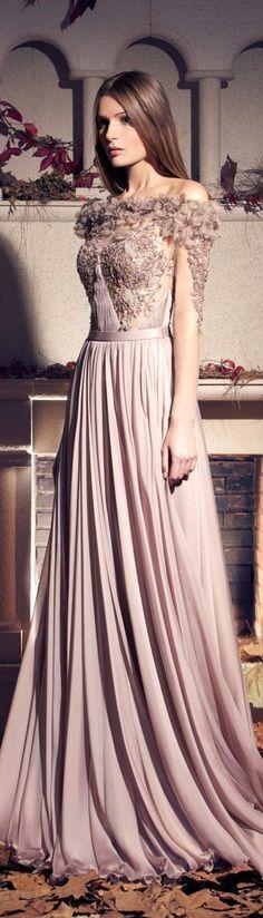 Tarek Sinno Couture Fall/Winter 2014-2015