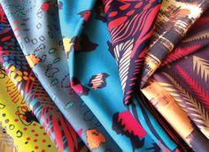 Diseño textil/ Usar objetos