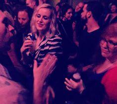 @poolside kept us dancing all night. Thanks @mezzaninesf! by demarx