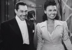 Cab Calloway and Lena Horne. (*.*)