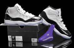 new style e14a3 ccd0d 2013 TOP aaa+ Air Jordan 11(XI) Retro-Concords White Black from