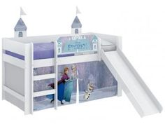 Cama Infantil Pura Magia - Frozen Disney Play