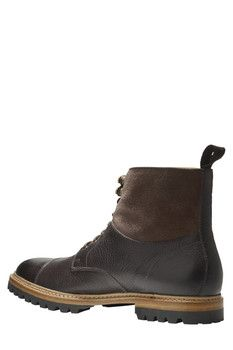 Cole Haan 'Judson' Leather Cap Toe Mid Boot (Men)