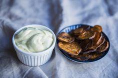 Alioli vegano. Vega, gluten free. Raw food. Vegan basics. Vegan recipes. Recetas veganas. Snack saludable.
