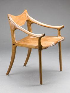 Sam Maloof chairs