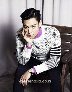 T.O.P's Interview with 10Asia #TOP #Interview #10Asia