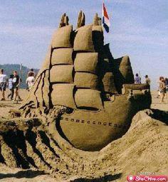 sand-sculptures