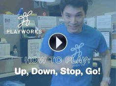 How To Play: Up, Down, Stop, Go!