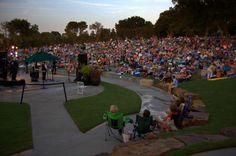 Cool Thursday Concerts, Dallas Arboretum, Garden, Music