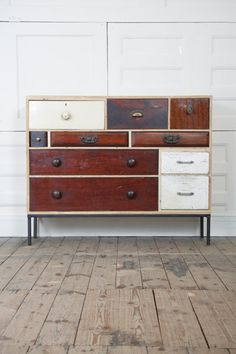 Styling and Salvage: New Furniture - now showing at Elemental.