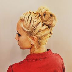Luxelab // Style Council: Braids and Buns