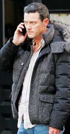 Luke Evans
