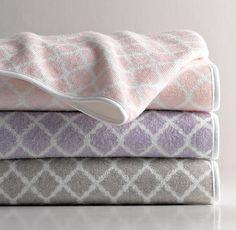 Trellis Turkish Towels