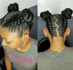 Black Kids Hairstyles Beautiful Little Black Girl Hairstyles 30 Stunning Kids Hairstyles Lil Girl Hairstyles, Natural Hairstyles For Kids, Kids Braided Hairstyles, Black Hairstyles, Simple Hairstyles, Curly Haircuts, Layered Hairstyles, Hairstyles 2016, Kids Natural Hair