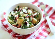 Salata fantastica de primavara (Spring salad)