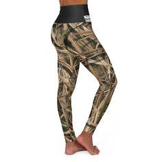High Waisted Yoga Leggings, Pants, Fashion, Trouser Pants, Moda, Fashion Styles, Women's Pants, Women Pants, Fashion Illustrations